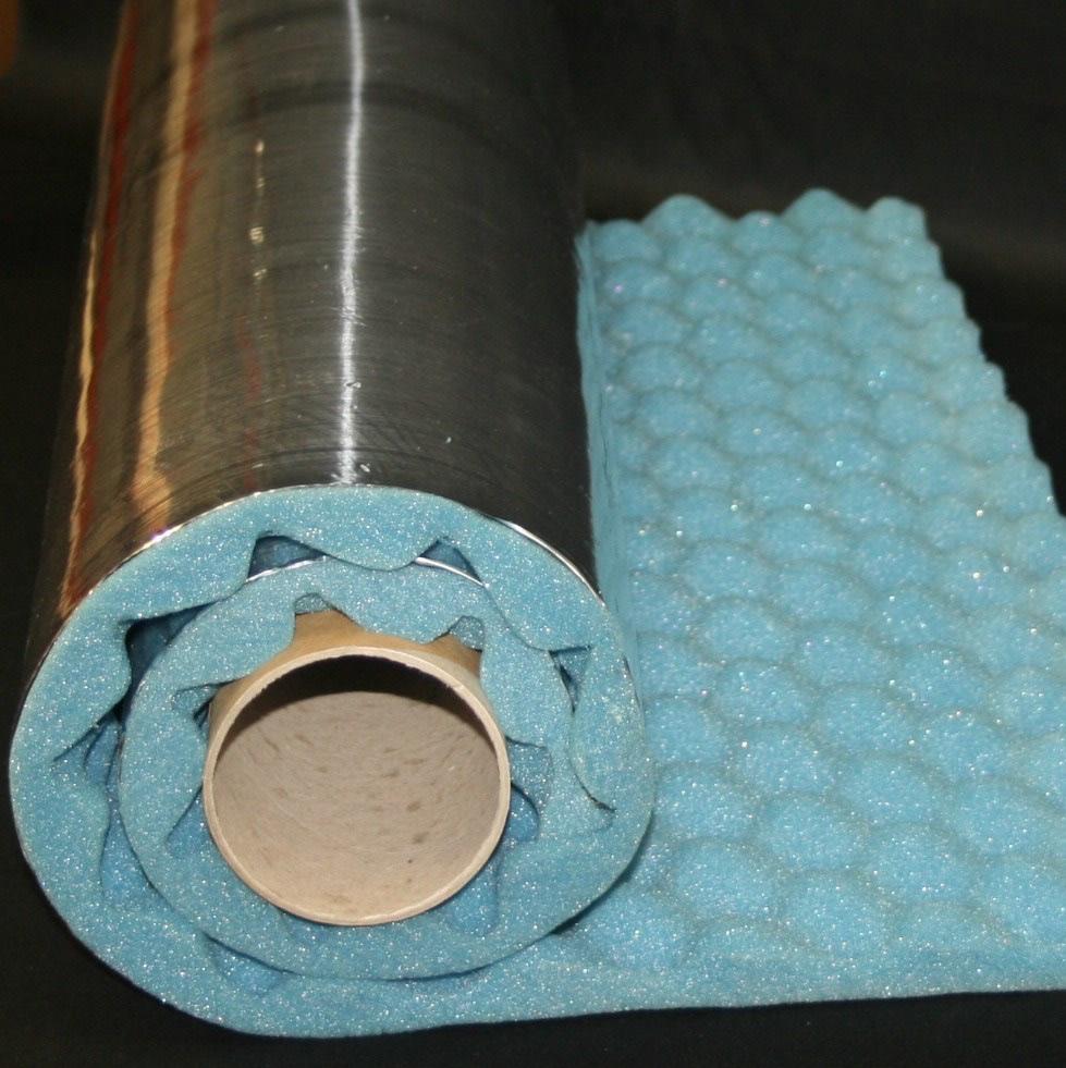 Acoustic Foam Insulation : Foam pipe insulation